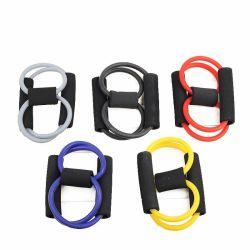 Новый спортивный зал 8 слово грудной подушки для разработчиков петлю спортзал фитнес-расширителя веревки йога здоровье трубы деятельности потянув Exerciser