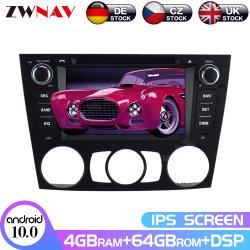 CarPlay IPS Android-scherm GPS-navigatie voor de BMW E90 Saloon 2005-2011 2012 hoofdeenheid van de Auto Radio Audio Stereo-multimediaspeler
