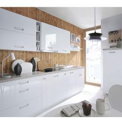 Горячая продажа стиль белый лак современная кухня кабинет дешевые цены