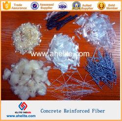 Micro Macro fibra sintética de fibra de polipropileno PP para el hormigón