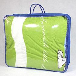 Non-Woven Clear PE/PVC Wire Frame Bag для Quilt Comforter Duvet Bedding Packaging