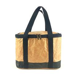 أعلى مفتوح [زيبلوك] طعام تخزين حقيبة متحمّل مضادّة تسرّب يعزل [ثرمل] [تفك] طعام خمر جعة تسليم مبرّد حقيبة مع مقبض