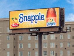 P10 Outdoor pleine couleur Affichage LED SMD publicité vidéo Billboard (plus de 7500 nits)
