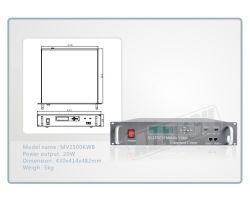Montaje en vehículo de largo alcance del transmisor Cofdm