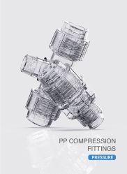 Эра трубопроводов системы сжатия PP фитинг (ENISO1587AS/NZS4129) водяных знаков и Wras