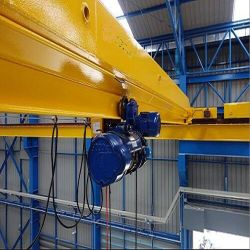 15 Ton solo haz/Viga Eot grúa para la Industria Metalúrgica