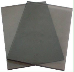 4mm, 5mm, 5.5mm, 6mm 8mm Euro Gray/Leuchte-graues /Smoke Grey Reflective Float Glass