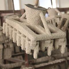 0,7-1,0 мм Mullite песка для инвестиций литой детали