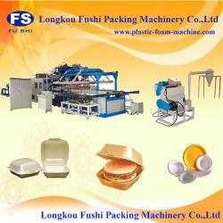 Высокая скорость PSP питание в салоне оборудование одноразовые PS риса из пеноматериала производства упаковки машины