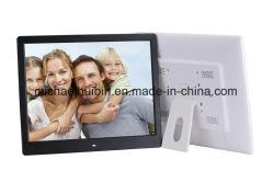 新しいデザイン16inch縦LCD映画広告の額縁(HB-DPF1601)