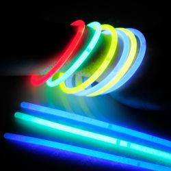 Armband mit Glühstick für Party Glow in The Dark