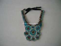Hans-neue kundenspezifische Perle Collar-10 (LY-010)