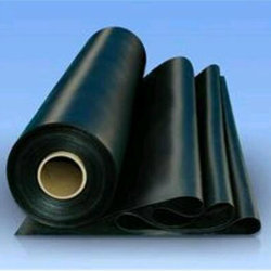Anti- UV en caoutchouc EPDM en rouleaux de toit avec l'ISO (1,2 mm/1,5 mm/2,0 mm)