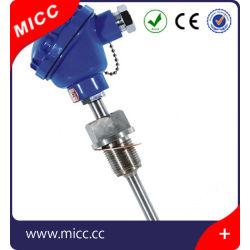 مجموعة MICC المزدوجة الحرارية من نوع K مع شفة