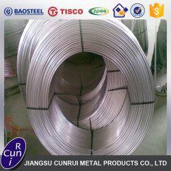 دين En 1.4307 AISI 304 304L SS ملف من الفولاذ المقاوم للصدأ السعر