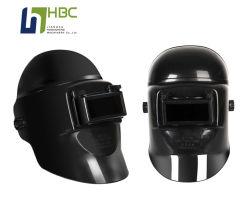 Protezione completa del viso montata sulla testa protezione anti-ultravioletti antischizzi protezione per saldatura ad alta temperatura