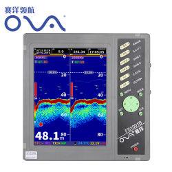 Ova 10 Zoll Marine-GPS-Sonar-Fisch-Sucher