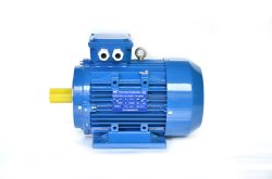 AC電気可変的な速度の非同期誘導電動機(250M-4P/2P-45/52KW)