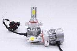 C6 LED 실내등 H8/H9/H16EU/5202/9012/H10 3800루멘
