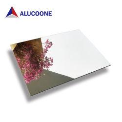 Корпус из полированного алюминия панель Dibond® композитный лист Alupanel подписать материал Зеркальный