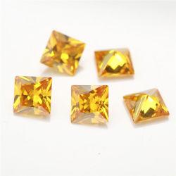 Высокое качество лучшим поставщиком оптовых квадратных кубических обедненной смеси необработанных драгоценных камня