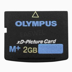 2 GB Cartão Xd-Picture tipo M+, para Olympus e Fujifilm Câmeras, Mxd2GM3