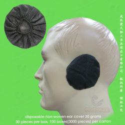 Polypropylène jetables PE/LDPE/PEHD/SMS/PP le capuchon de l'oreille, cache coupelle d'oreille en PP, PP Earcup couvrir
