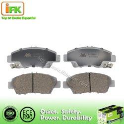 Aluguer de Peça Sobressalente Low-Metallic Non-Asbestos pastilhas de travões de disco traseiros para a Honda/Cr-Z/montagem/Insight/Cidade sztg 4502200/Gdb3493/D1394