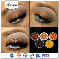 Cosmétique bleu outremer Geade cosmétiques Matte le pigment pour le maquillage