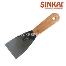 Flexibles Schaufel-Kohlenstoffstahl-Kitt-Messer im Farbanstrich