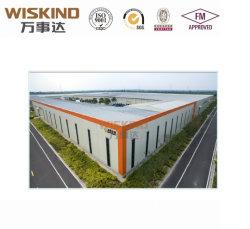 Разработки новых проектов Сборные стальные конструкции здания на рабочем совещании с металлических сэндвич панели