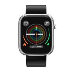 Vigilância inteligente compatível Android Ios iPhone Samsung para Homens Mulheres, Efectuar/Atender Chamadas Apoio Touchscreen Bluetooth Relógio esportivo Rastreador de fitness com podômetro