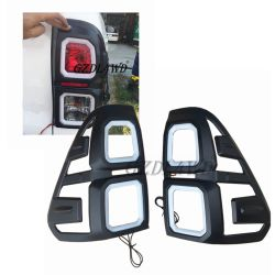 Toyota Hilux Revo를 위한 Autoparts 아BS 테일 빛 주위 덮개 손질