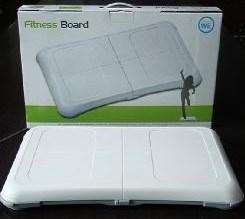 Bordo di forma fisica per la misura di Wii