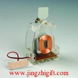 Всплывающие окна мини-пластмассовые игрушки Wobbler солнечной энергии (JZE-452)