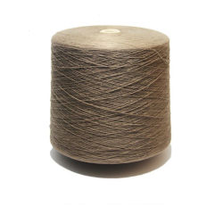 Groothandel Flax Knitting Pure Color Garens 100% Pure linnen draad voor weven, Crocheting, Knitting, Borduurwerk