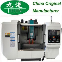 Vmc855 CNC-Fräsen Bohren Schneiden und Gravieren Vertikales Bearbeitungszentrum CNC-Maschine
