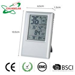 صاحب مصنع [ديجتل] [بر-كليبرتد] مرطاب & ميزان حرارة داخليّة رطوبة مقياس