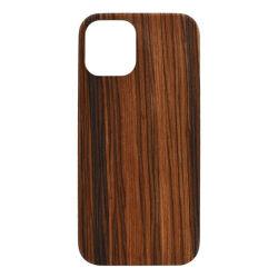 OEM Logotipo Laser super finos móveis personalizados da caixa de madeira madeira Real Caso Telefone