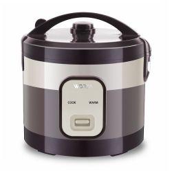 Haushaltsgerät mit energiesparendem kleinem Reis-Kocher der Familien-1.2L mit Faser der Heizungs-3D und der Isolierung