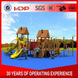 Neue Kindergarten-unterschiedliche Größe scherzt hölzernes im Freienplättchen, Baby-hölzernes Spiel-Yard
