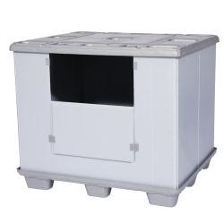 1200x1000x975 Industriële Verpakking Voor Op Maat Gemaakte Verpakking Van Kunststof Verpakkingen Voor Voedselcontainers