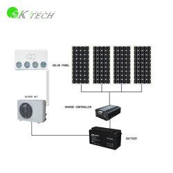 48V off тип сетки на солнечной энергии постоянного тока источника питания солнечной системы кондиционирования воздуха для автомобилей погрузчик RV