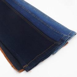 O algodão Boid as mulheres de tecido de poliéster Denim Spandex para calças compridas