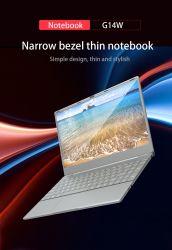 """Bon prix faible MOQ OEM de haute qualité HD 14"""" ultraplat pour Office / jeu J3/I5/I7 ordinateur portable"""