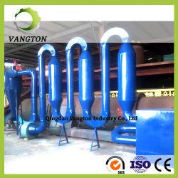 Tubo de fluxo de ar para o secador serradura de madeira/Corte de madeira