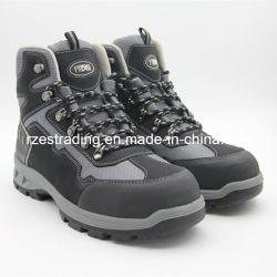 中国のPU Outsoleの物質的な安全男性の靴