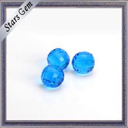 Aqua синий цвет хрустальное стекло шаровой шарнир