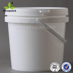 10L cubo de plástico para licor gastado