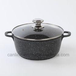 Алюминий Die-Casting повредить антипригарное покрытие корпуса посуда для приготовления пищи (CLA001 Series)